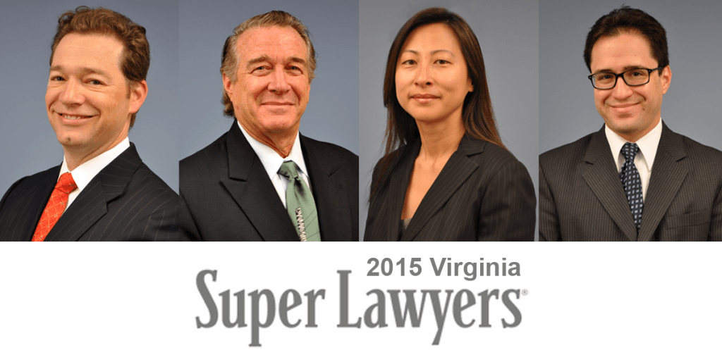 2015 Virginia Super Lawyers