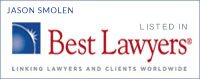 Top Rated Lawyers Signature Logo