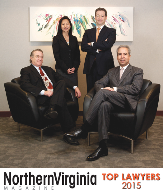 Northern Virginia Magazine Top Lawyers 2015