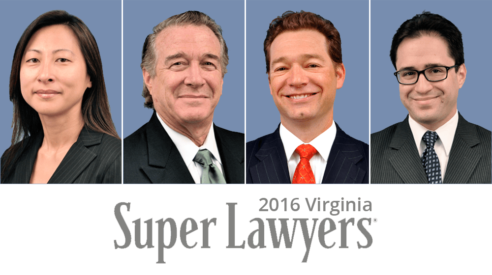 2016 Virginia Super Lawyers