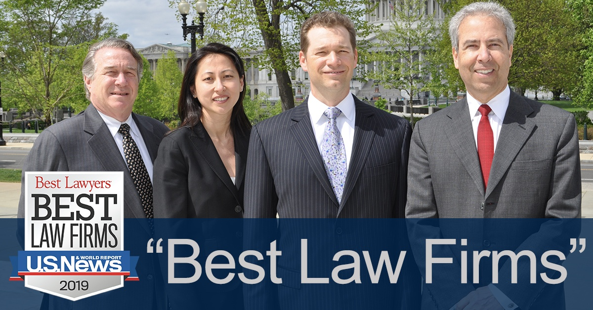 U S  News & World Report Names SmolenPlevy to 'Best Law Firms' 2019